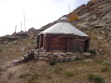 Mongolia October 2015